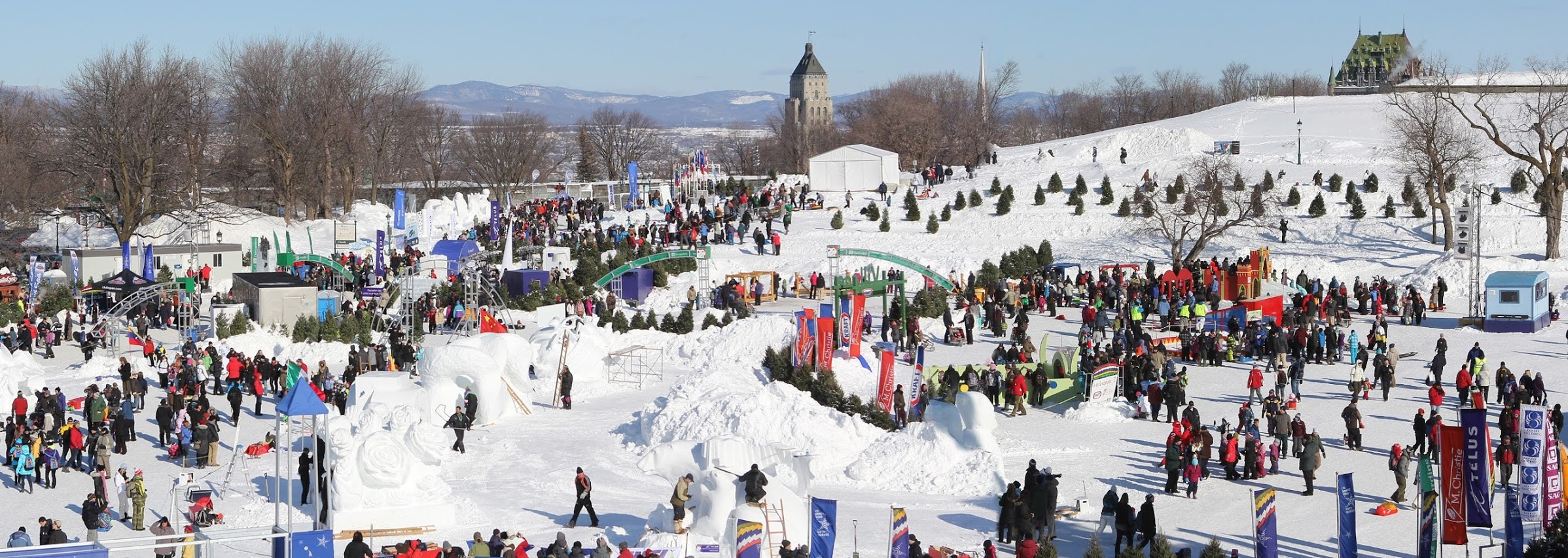 Things Youve Got To Experience At The Quebec Winter Carnival - Quebec winter carnival